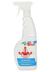 A specialist cleaning agent for lamps and chandeliers 650 ml