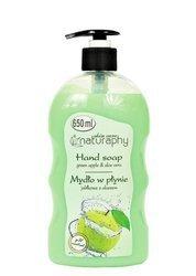 Apple liquid soap with aloe 650 ml