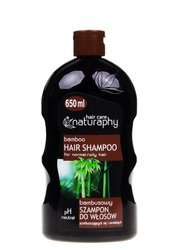 Bamboo shampoo for oily and normal hair 650 ml