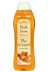 Bath lotion with brown sugar 1L