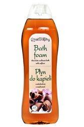 Chocolate bubble bath with saffron 1L