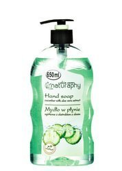 Cucumber liquid soap with aloe extract 650 ml