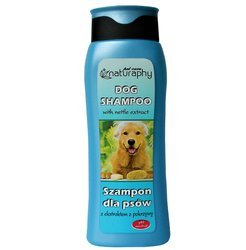 Dog shampoo with nettle extract 300 ml