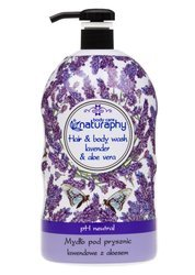 Lavender shower soap with aloe 1L