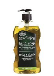 Liquid soap with green olive extract and glycerin 650 ml