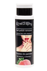 Nail polish remover with strawberry scent 200 ml