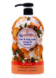 Orange and cinnamon shower soap 1L
