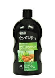 Shampoo for dry and damaged hair with aloe and almond extracts 650 ml