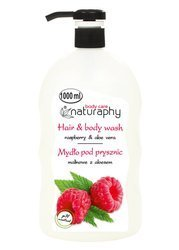 Shower soap raspberry with aloe 1L