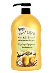 Shower soap with olive extract 1L