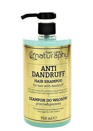 Anti-dandruff hair shampoo 750 ml