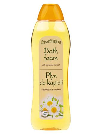 Bath lotion with chamomile extract 1L