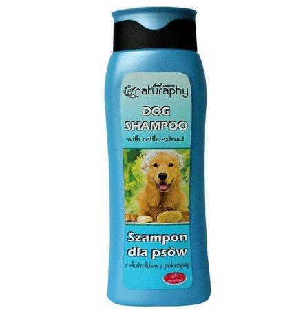 Dog shampoo with nettle extract 300 ml