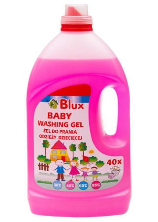Gel for washing children's clothes 4L