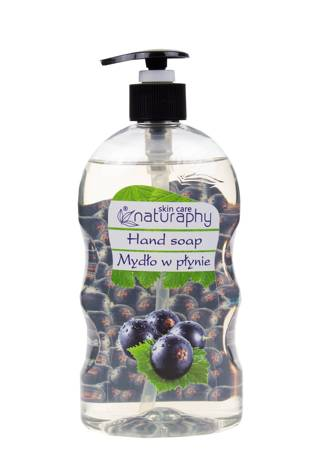 Liquid soap with the scent of blackcurrant 650 ml