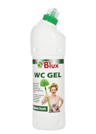WC forest gel 750 ml