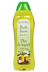 Płyn do kąpieli z ekstraktem z oliwek 1L