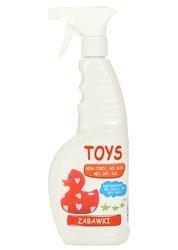 Specjalistyczny środek do mycia zabawek 650 ml