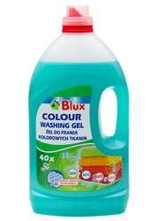 Żel do prania kolorowych tkanin 4L