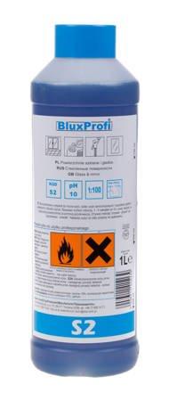 Chemia profesjonalna BluxProfi - Preparat do mycia szyb 1L