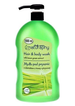 Mydło pod prysznic z ekstraktem z trawy cytrynowej 1L