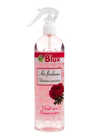 Odświeżacz powietrza pąsowa róża 500 ml