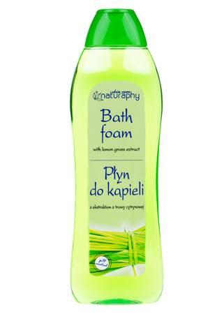 Płyn do kąpieli z ekstraktem z trawy cytrynowej 1L