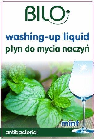 Płyn do mycia naczyń o zapachu mięty kanister 5L
