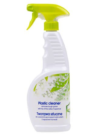 Specjalistyczny środek do czyszczenia tworzyw sztucznych 650 ml