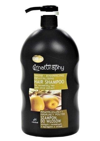 Szampon do włosów suchych i normalnych z wyciągiem z oliwek 1L